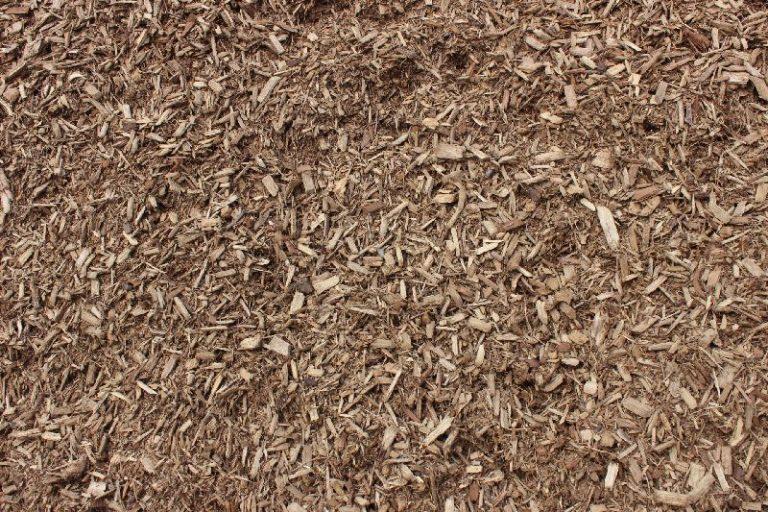 Light Hardwood Mulch