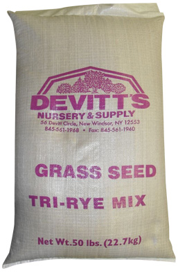 Devitts Grass Seed Tri-Rye Mix