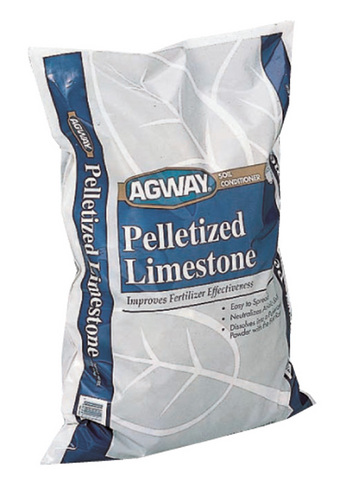 Agway Pelletized Lime – 40 LB