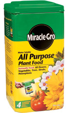 Miracle Gro Vegetable and Plant Food