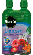 Miracle Liquid Feed 2-16 oz bottles