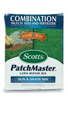 Scotts Patch Master 100 and 300 sq ft